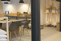 o u r   o f f i c e / We love to share the pictures of our office and our ideas. www.ilovegrain.com