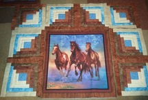 Horse quilts