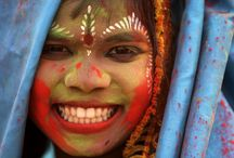 The Colors of Holi 2012