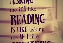 Books, reading and libraries ♡