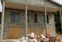 Taş ev ve taş duvar çalışmalarımız / Bursa ve yalova çevresinde taş ev ve taş duvar yapmaktayız.