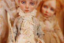 Kézzel készitet art babák / Kézzel készitet art babák