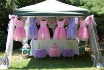 OUTDOOR PRINCESS PARTIES / Creating a magical outdoor Princess Party