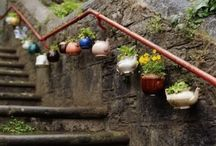 Outdoor, Patio, & Gardening Ideas