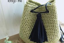 編み物 かばん