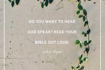 Faithful words