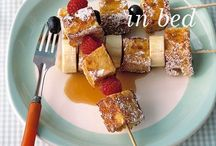 Yummy recipes we like...