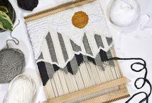 :: handmade with wool & fabric ::
