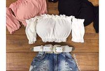 Shoulder outfits