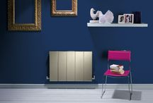 Bisque Blok Radiator / Ciao bello! This radiator has got it all - the looks, the eco credentials, stylish Italian design and the ability to look great in just about any colour in a variety of interior settings. Made from recycled aluminium it uses less water, heats up faster and responds more rapidly to changes in room temperature, making it a great choice for open plan kitchen/living areas.