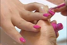 Hands and Feet / Nails, treatments and pampering