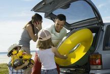 Checklist For The Family Vacation With The Car