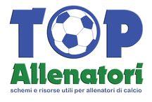 ESERCIZI DI CALCIO / www.topallenatori..it  il portale on - line per Allenatori di calcio