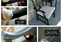 Restoureer meubels