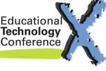 "#OETCx / #OETCx is the official ""unconference"" that takes place during #OETC14. Designed through a collaboration of educators and technology specialists throughout Ohio, #OETCx breaks down the traditional conference experience with their no-rules learning experience."