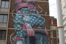 Street Art / Some bits and pieces of great street art from around the world. / by Purple Travel