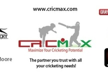Cricket Bats / Find the  best in class cricket bats from leading manufacturers like Spartan, Kookaburra, Slazenger, Puma, Gray Nicolls, Gunn & Moore, CA Sports, Sunridges, Reebok, Mongoose, Nike only on CricMax.com