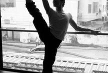 DONT HIDE - ballet dancer male