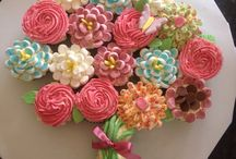 Mom's birthday cakes idea