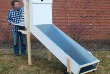 solar dryier
