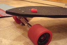 Skate / long board - Foot stop