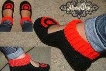 sapatos / chinelos