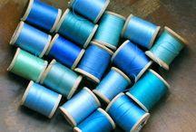 Inspiration turquoise / Une jolie couleur pour un logo#www.mmcreation-fairepart