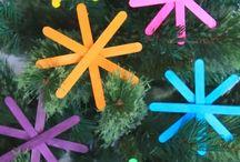 DIY Kids' Ornaments (BuzzFeed)