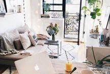 Studio living