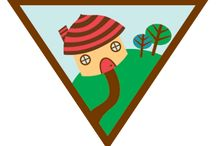 Brownies - Household Elf / Requirements for earning the Brownie Household Elf Badge: Step 1: Save Energy. Step 2: Save Water. Step 3: Use Natural Products. Step 4: Reuse or Recycle. Step 5: Clear the Air. / by Girl Scouts SU24