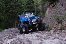 offroad trails