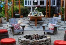 House Backyard