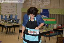 Show and Tell Apron