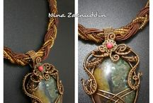 Nina Zaen's Handmade Jewelry