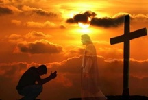 Easter / Easter is about the Blood of Jesus that was shed on the cross to save us from our sin. The bunnies and flowers and colors of spring are to remind us of the hope of new life because of what Jesus did for us.