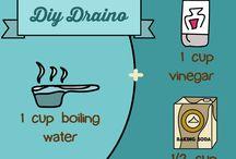 Vinegar Cleaning