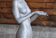 Mannequins / mannequins made at Silvestri