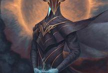 RPG Inspiration Divine Folk