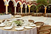 Sandra's wedding / Planning Sandra's hacienda wedding