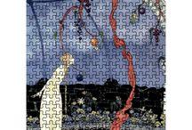 Art Print Puzzles