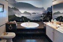 Fotomurales baños