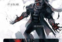 Bloodborne&DarkSouls