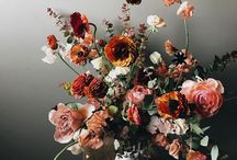 Autumn 2018 Wedding Trends / Emily's inspirations for her October 2018 nuptials