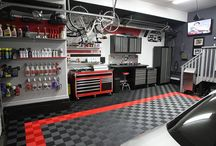 Lovely garage