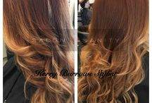 2016 Color Trends by Salon Sanity / Haircolor and styles