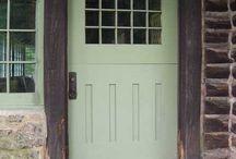 front door colors / by Tamela Myers