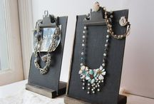 Jewelry Displays / Ideas for my jewelry displays to sell at festivals and events. Can't wait!