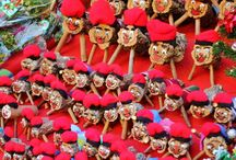 Traditions in Catalunya