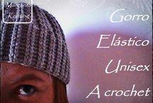 Gorros, bufandas y guantes Ganchillo Ideas