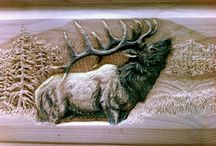 wooden animal carvings / The most intricate and beautiful designed wooden animal carvings